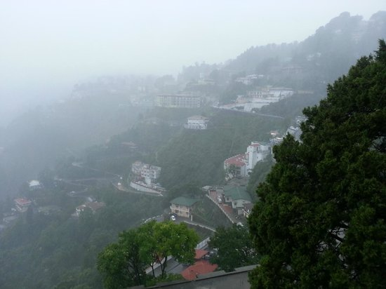Royal Orchid Fort Resort, Mussoorie: View from Room