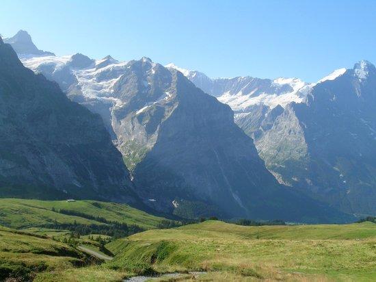 Grosse Scheidegg: First Wanderung