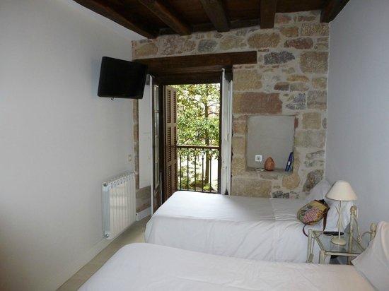 Hotel Artea : View of room