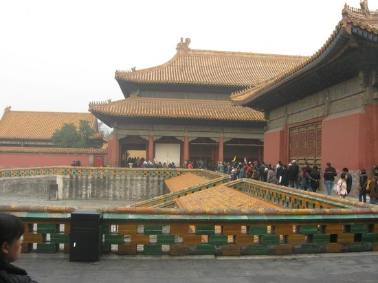 Beijing Private One-day Tour Guide AnnieLi: The Forbidden City