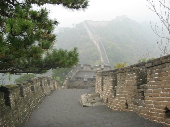 Beijing Private One-day Tour Guide AnnieLi: The Great Wall at Mutianyu