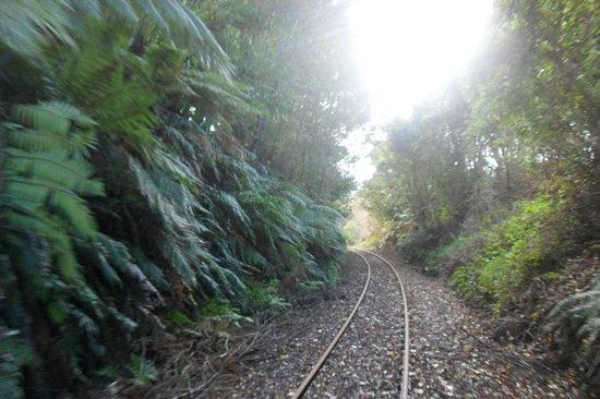 Railcruising: Rolling along