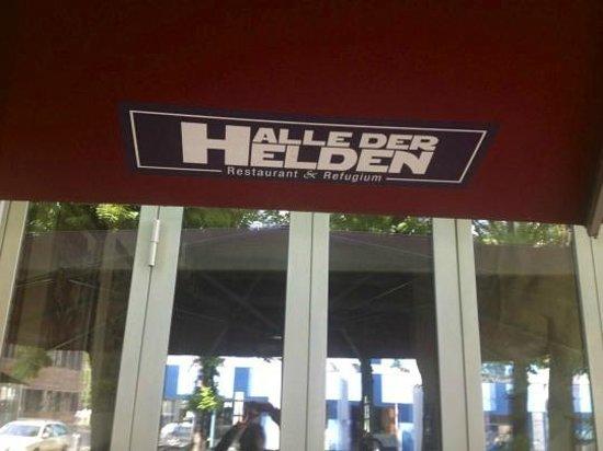Halle Der Helden Frankfurt