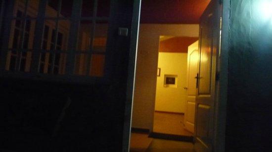 Sabol Holiday Resorts: Our cottage enterance