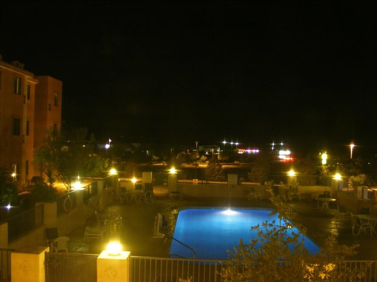 Motel 6 Page: Our room with a view