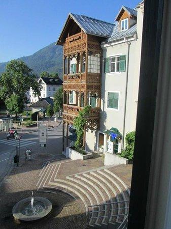 SPA Hotel Erzherzog Johann: devant l'hotel