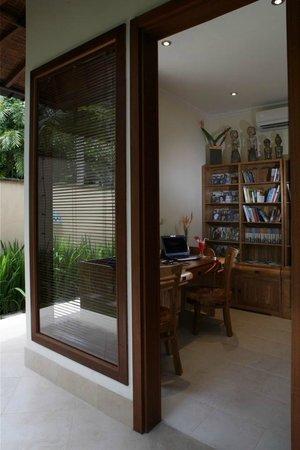 Foto de Saba Garden Villa