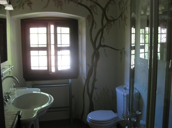 Casignano B&B: Bathroom