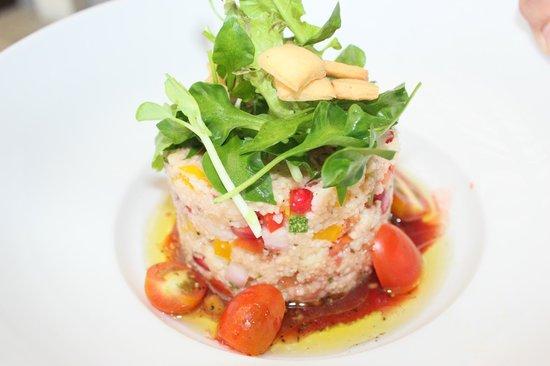 OceanKiss: Salad.