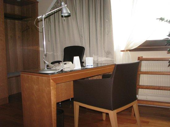 Hilton Dresden Hotel: King Suite Dupleix (niveau supérieur)