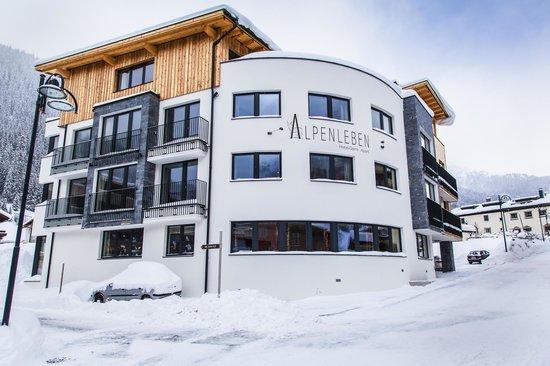 Hotel Alpenleben Ansicht süd