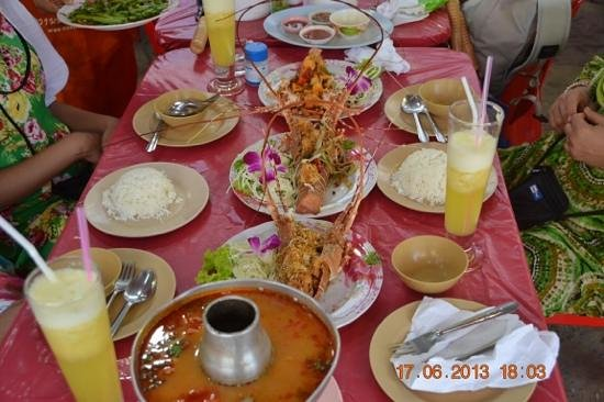 Kusuma Seafood : Yummy!