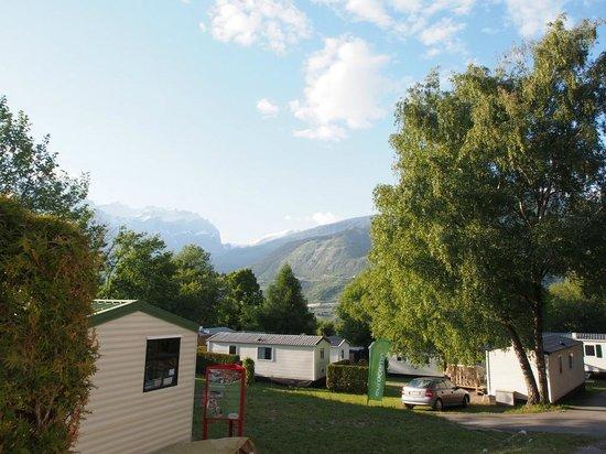 Bella Tola Camping