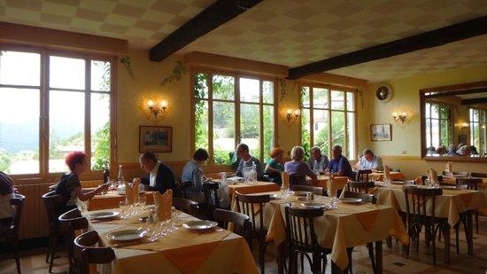 Grand Hotel Bain: la salle