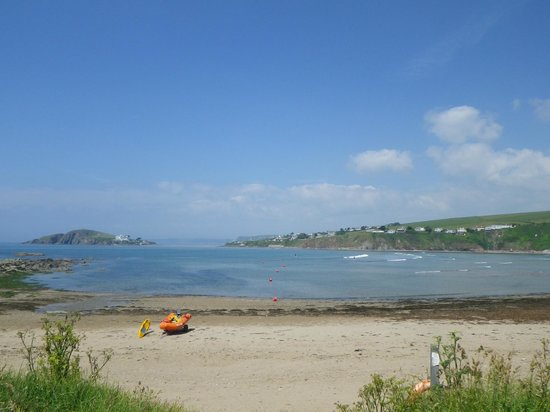 Bantham Beach: The Beach