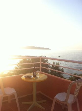 Hotel Vigla Apartments: every room has a beautiful view