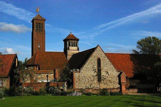 Shrine of Our Lady of Walsingham: shrine church