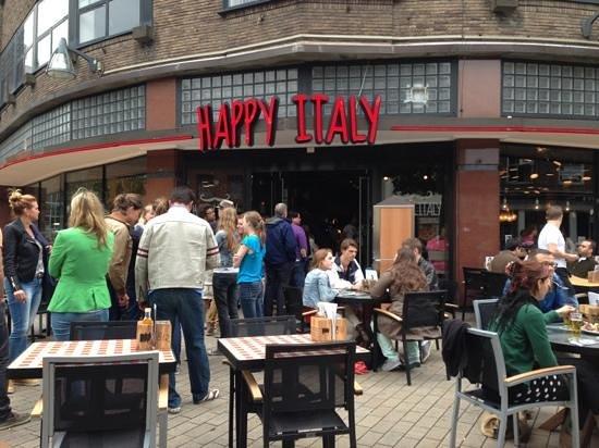 Happy Italy, Tilburg - Restaurantbeoordelingen - TripAdvisor