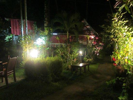 Sheela's : Un dîner sous les manguiers
