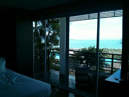 Mantra Samui Resort: View from Cozy bedroom