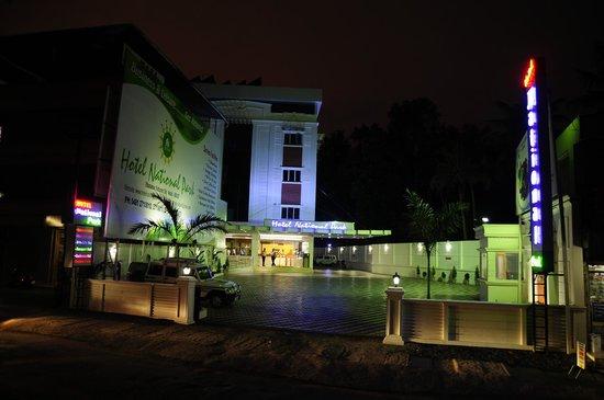 Hotel National Park Ettumanoor Kerala