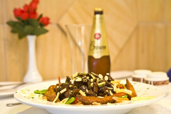Comfort Inn & Suites Georgian: Mouth watering dishes at Rosina's on Young. Dining with us is a genuine treat not to be missed!