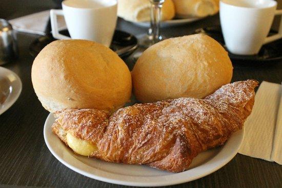 Gasthof 't Zweerd: Ontbijt