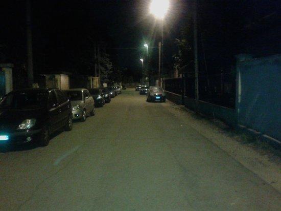 Canegrate, Italia: La via Monte Santo