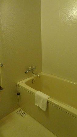 Shimonoseki Grand Hotel: Bathroom
