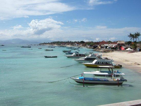 Bali Club Lembongan Island Mangrove & Snorkeling: レンボンガン島の港
