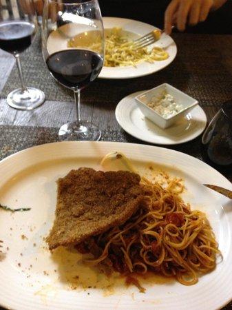 Osteria Pastrani: Veal