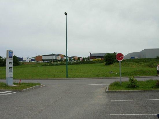 Ibis Budget Verdun: parking