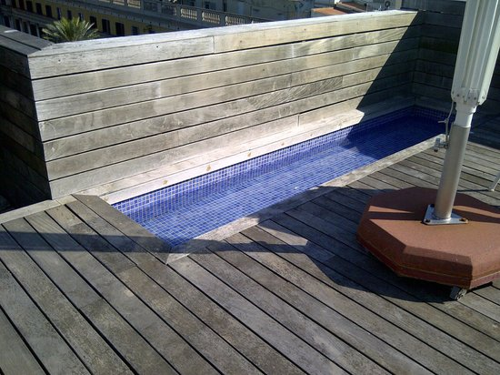 DestinationBCN Apartment Suites: Plunge Pool - apartment Reial
