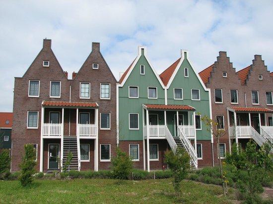 Marinapark Volendam : Onze woning - entree