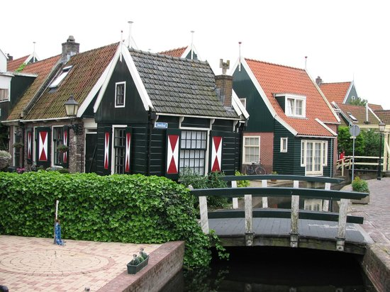 Marinapark Volendam : Oud Volendam