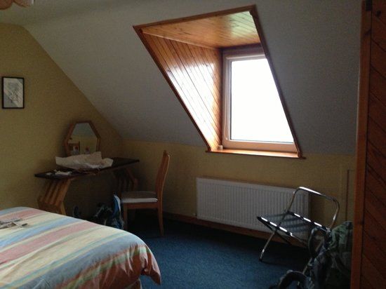 Channel View B&B: Beautiful & comfortable room!