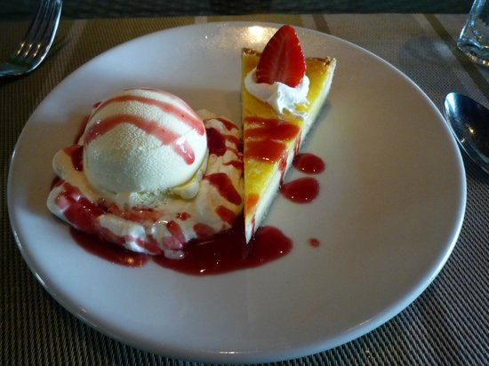 Sigi's Bar and Grill : Dessert