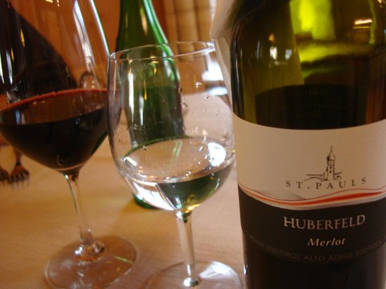 Hotel Landgasthof Staila : der passende Wein dazu