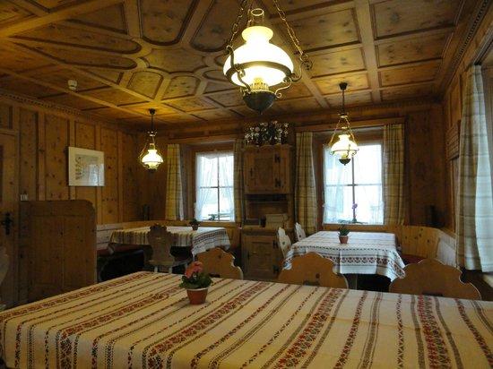 Hotel Landgasthof Staila : Stüvetta