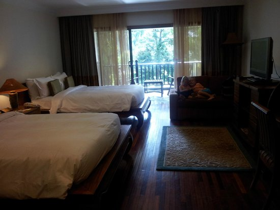 Cyberview Resort & Spa: Room