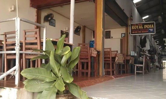 royal india restaurant, kamala beach