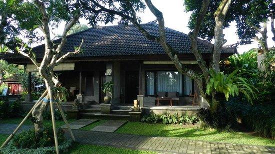 De Munut Balinese Resort: Nous avions la chambre de droite