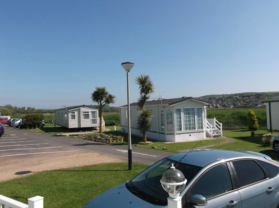 Parkdean - West Bay Holiday Park : View from Caravan