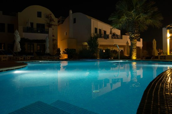Tamarix del Mar : Night view