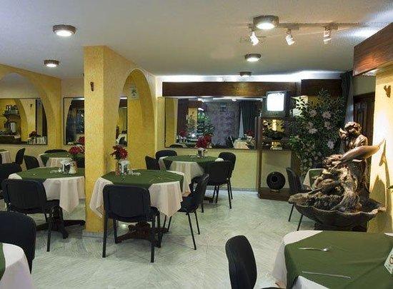 Pontevedra Hotel: Restaurant