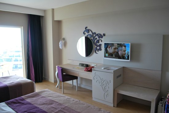 Sea Planet Resort & Spa: Zimmer