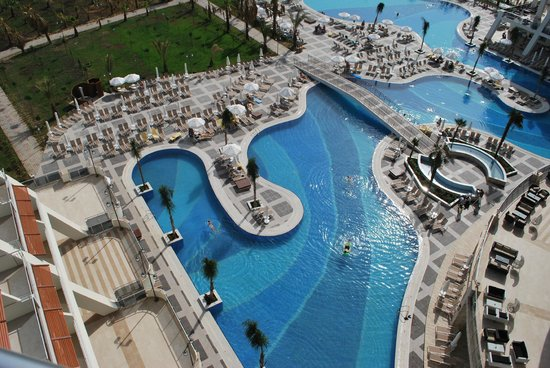 Sea Planet Resort & Spa: Poollandschaft