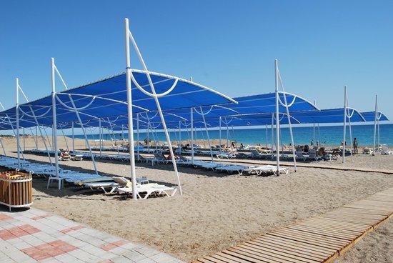 Sea Planet Resort & Spa: Strand
