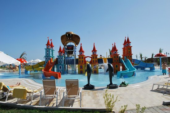 Sea Planet Resort & Spa: Kinderpool