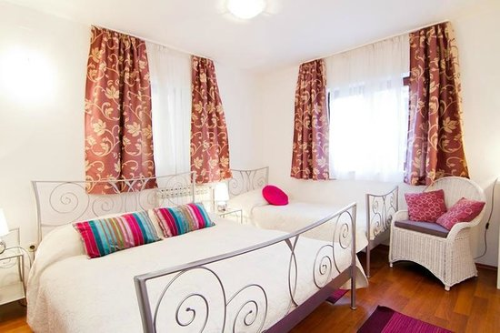 Suncani Apartmani: Bedroom (apartment2)